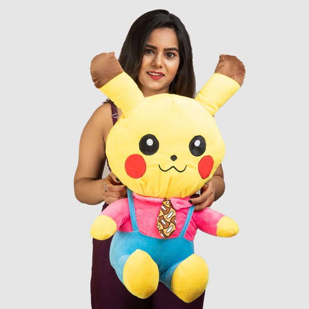 Dressed up pikachu