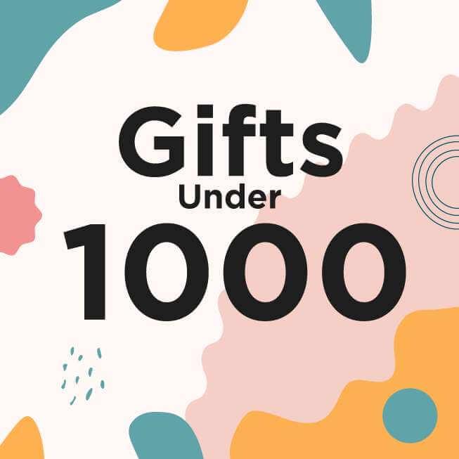 Gifts under 1000 Popbox banner
