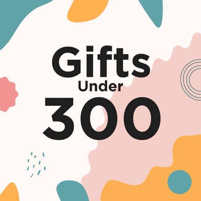 Gifts under 300 Popbox banner