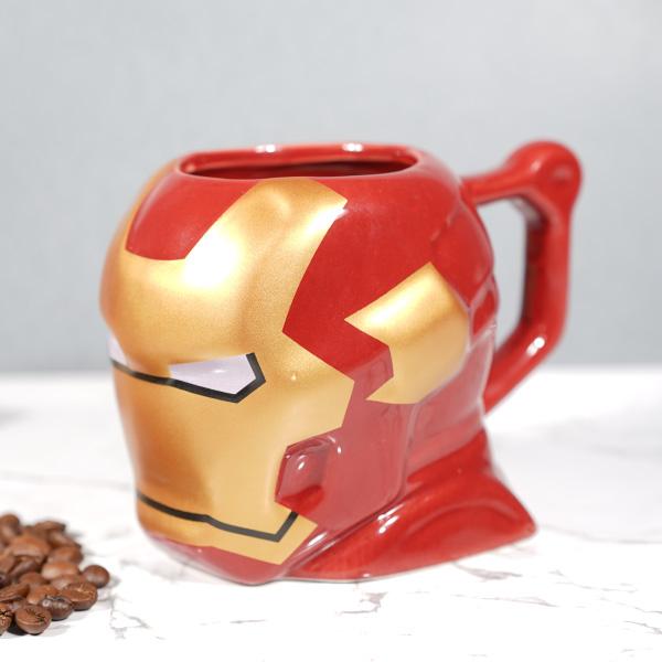 3D Iron Man Coffee Mug