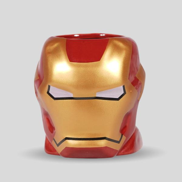 3D Iron Man Mug