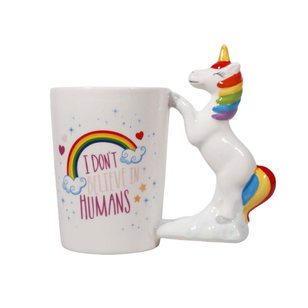3D Unicorns Mug