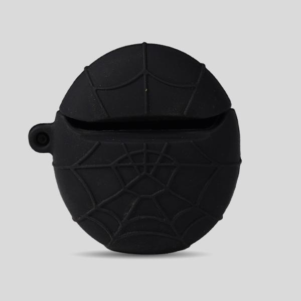 Black Spidey Airpod Case