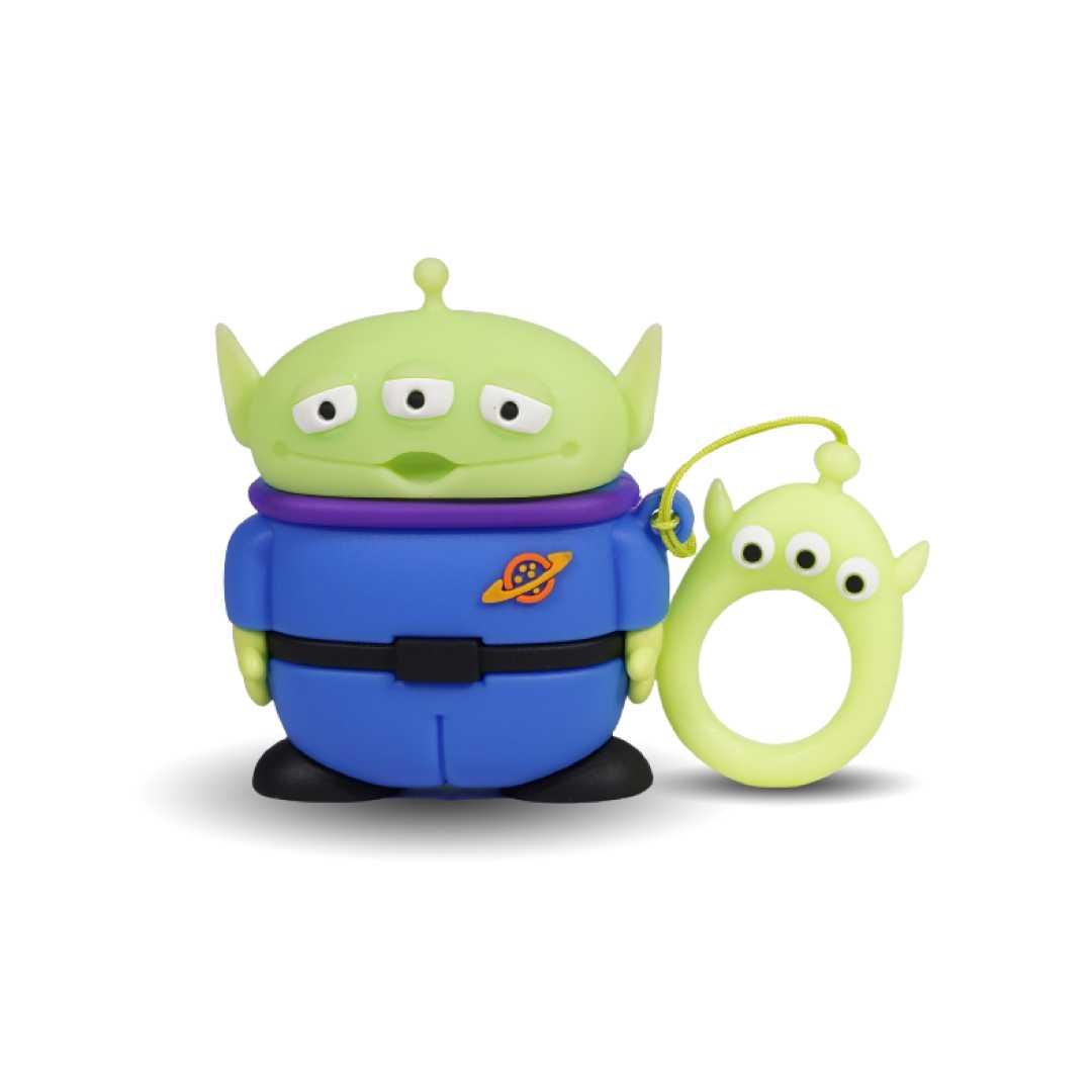 Cute Alien AirPods Case