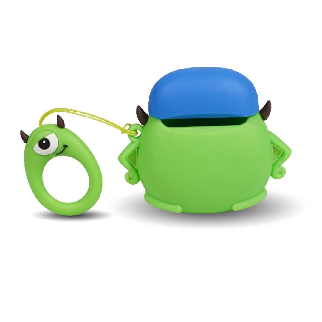 Green Alien AirPods Cases