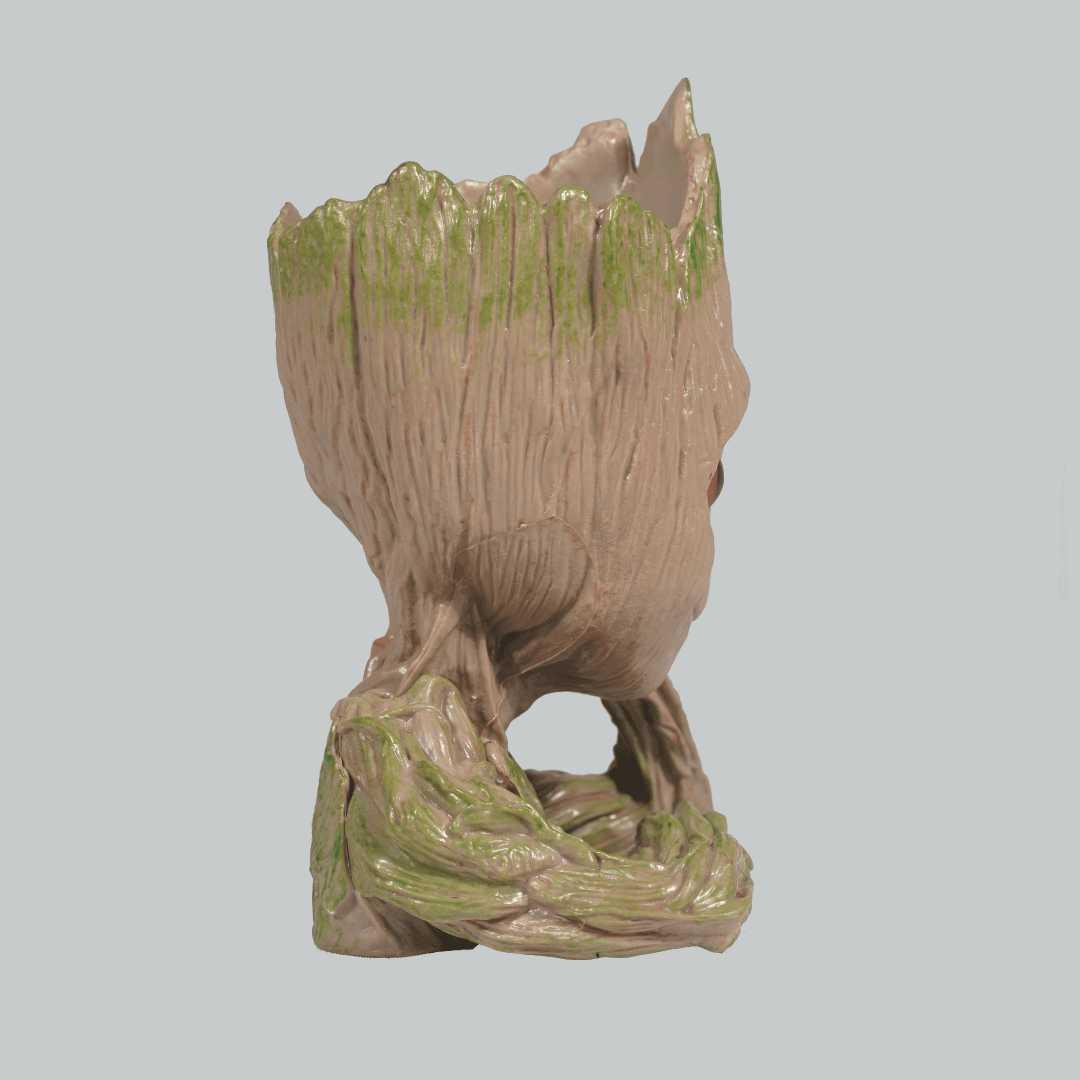 Groot Flower Pot Thinking