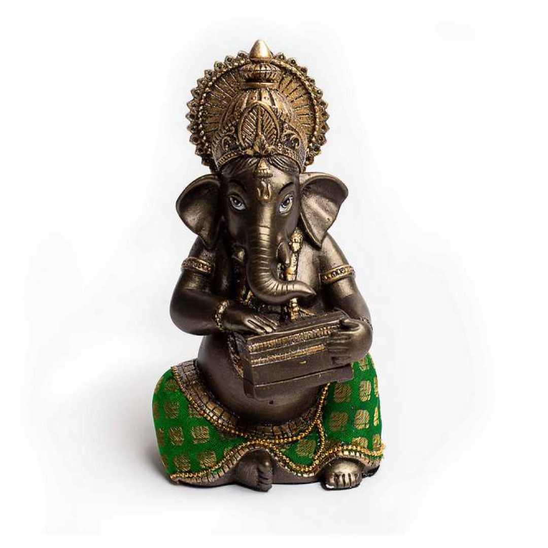 Harmonium Cute Music Ganesha