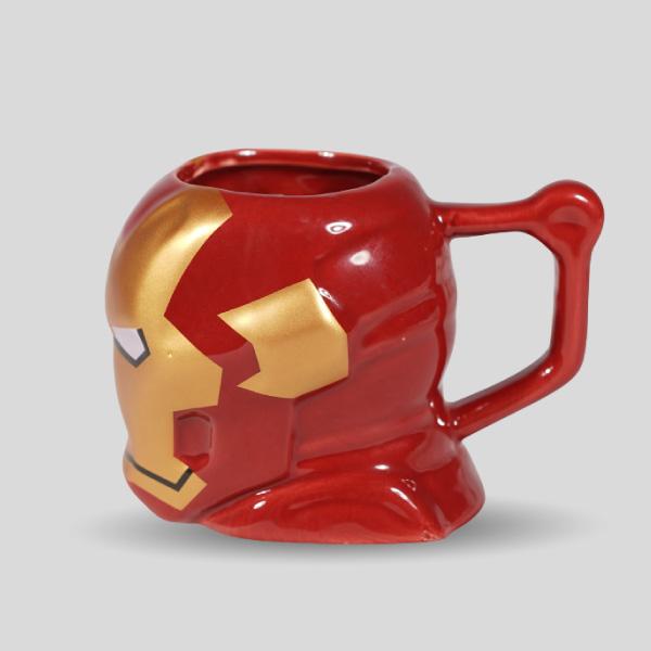 Iron Man Coffee Mug 3D