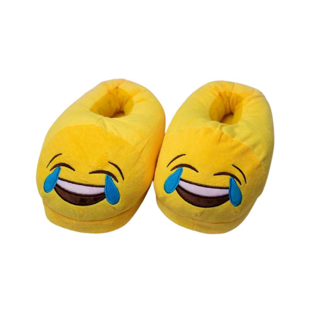 Laughing Yellow Slipper Plush