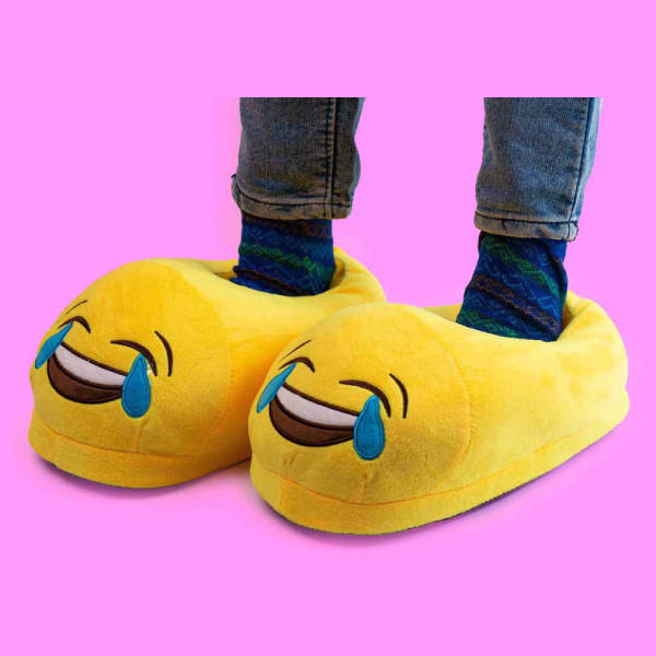Laughing Yellow Slippers