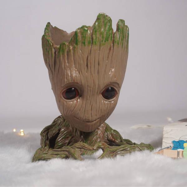 Love Groot Flower Pot
