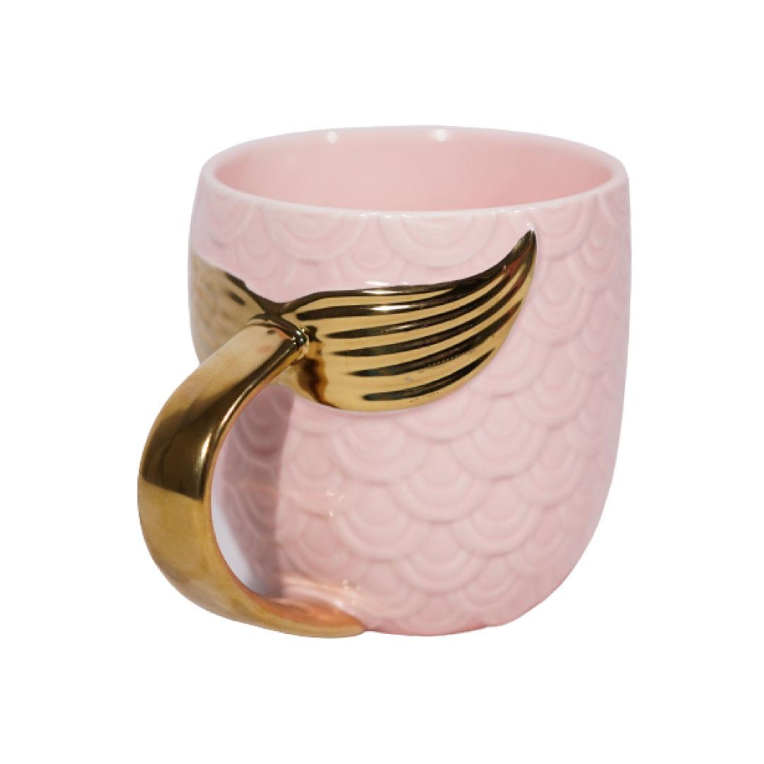 Mermaid 3D Fishtail Mug