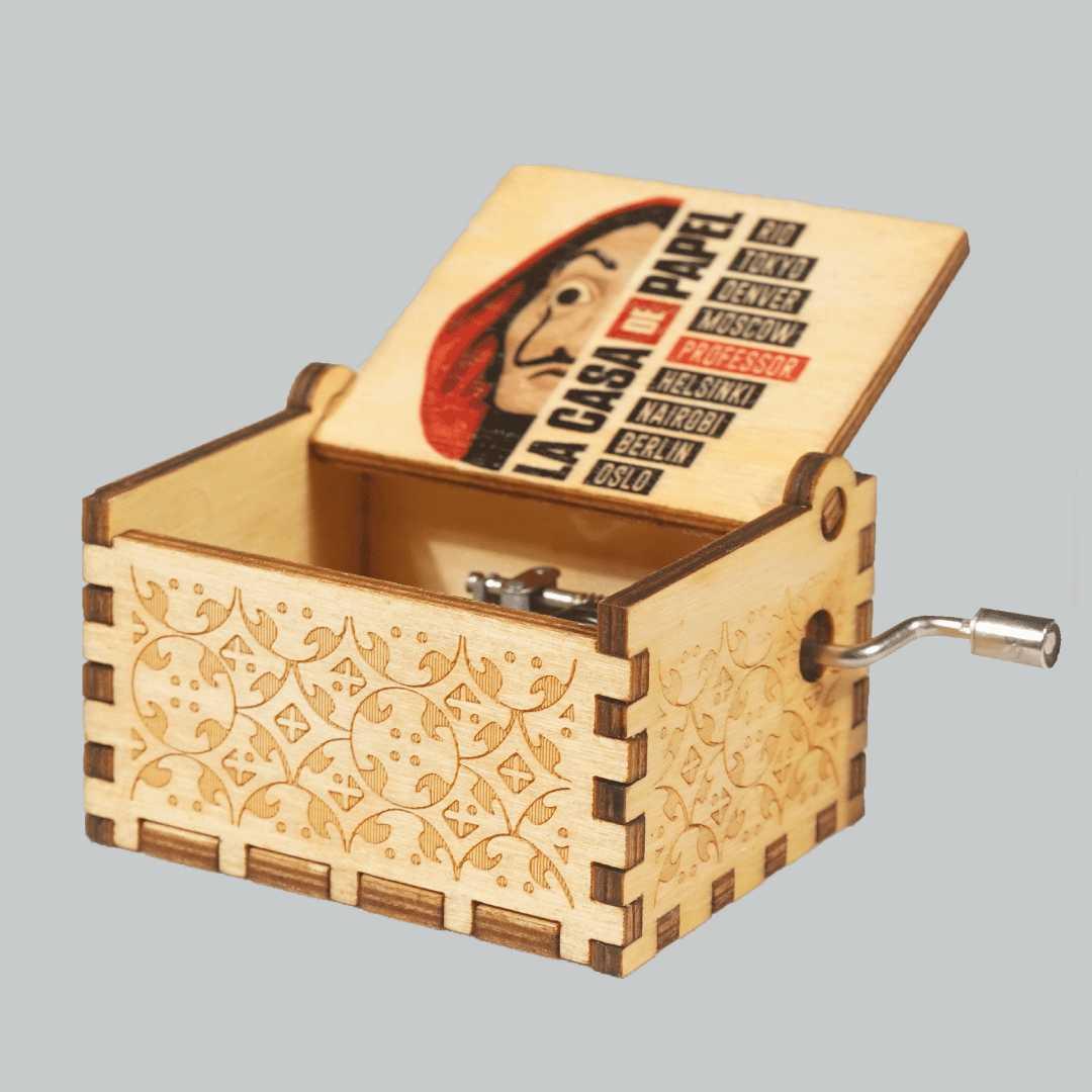 Money Heist Music Box