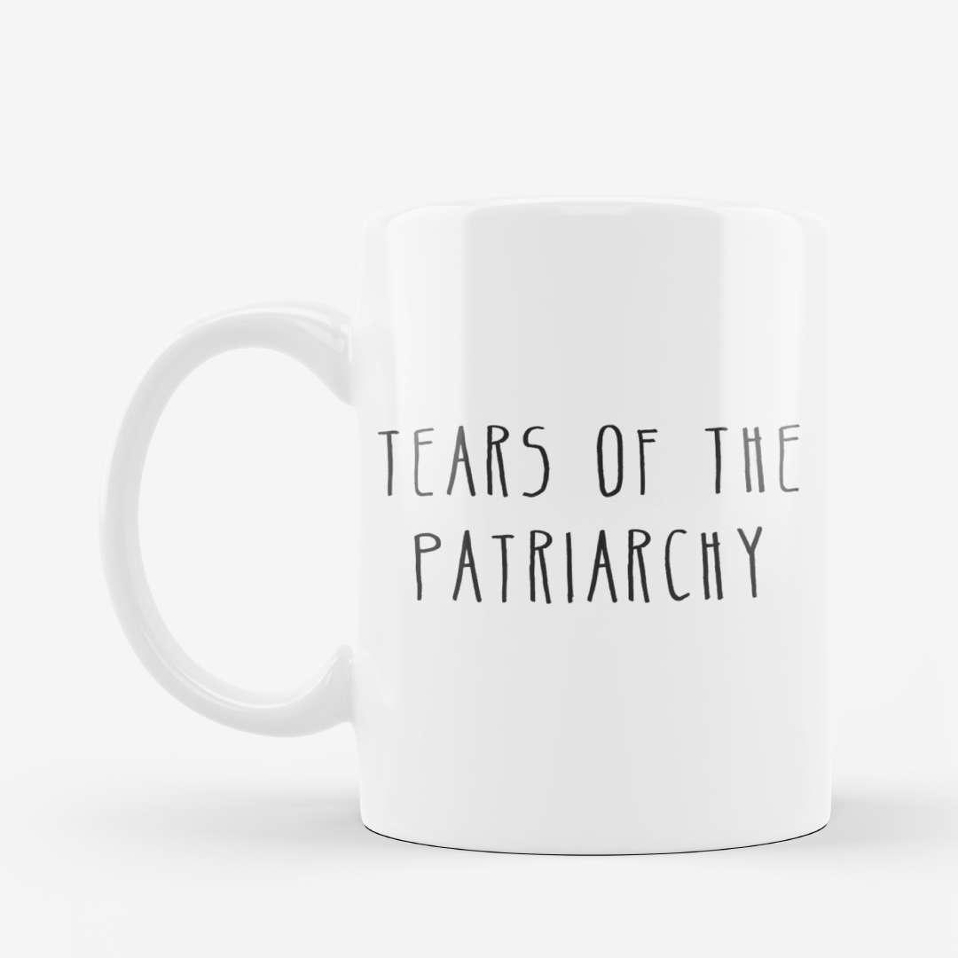 Mug Tears Of The Patriarchy
