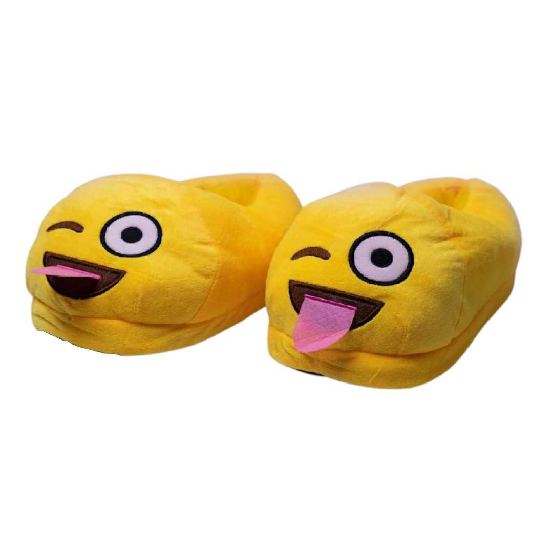 Naughty Yellow Slipper