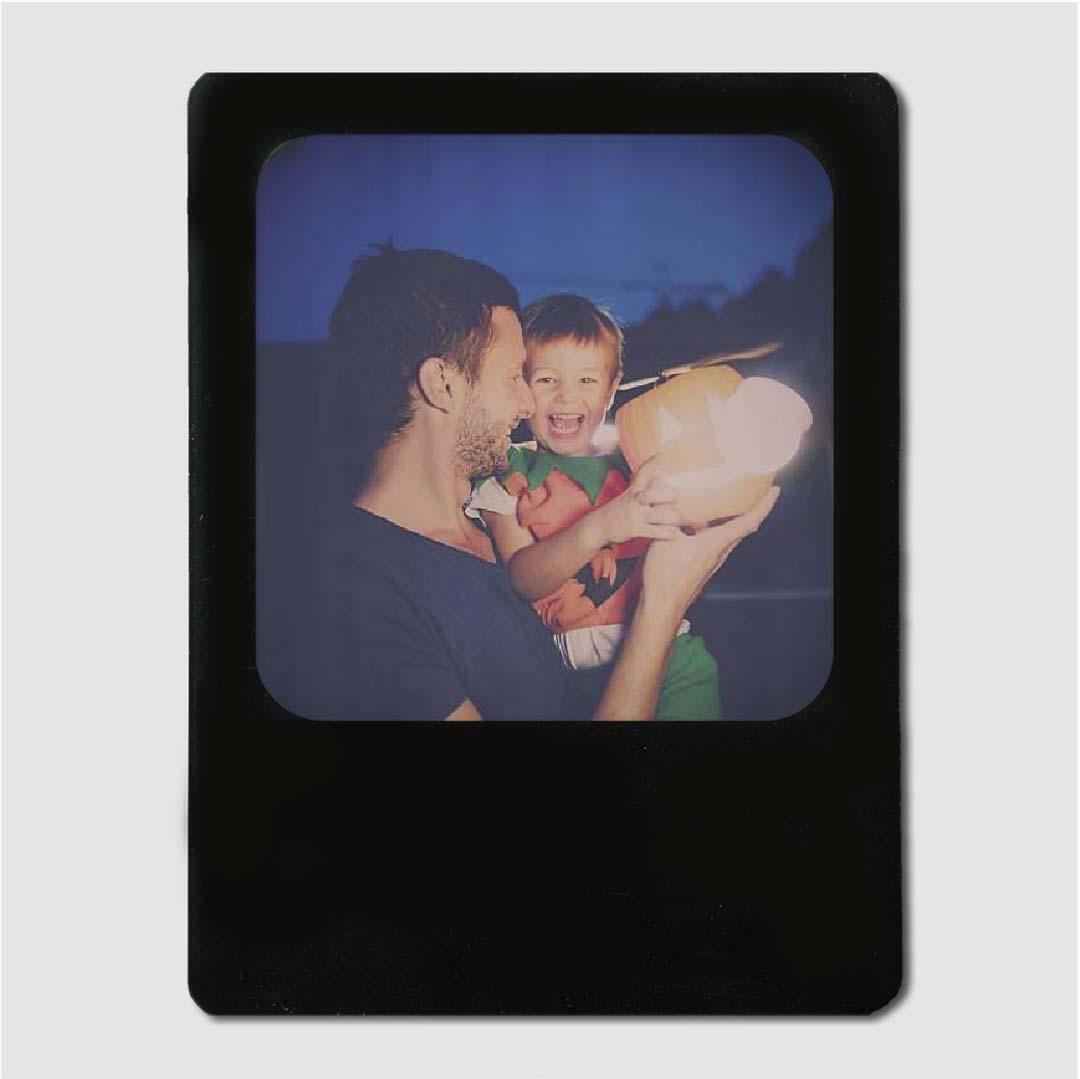 Photo Frame BlackMagnet