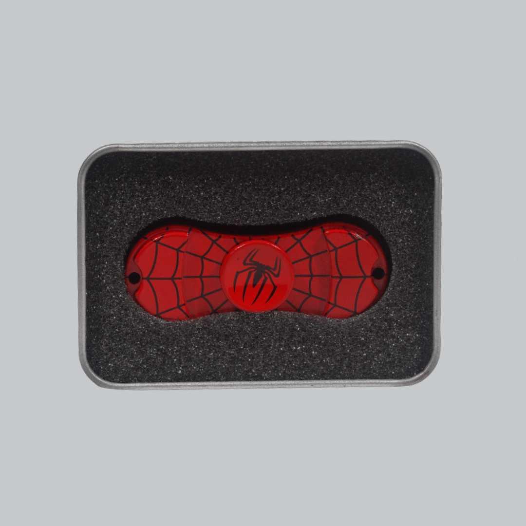 Red Spider Fidget spinner