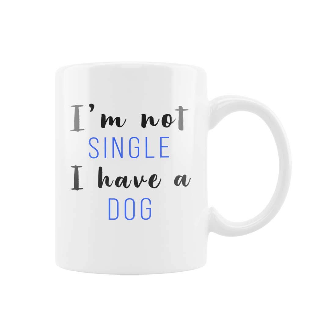 Relationship Dog Mug