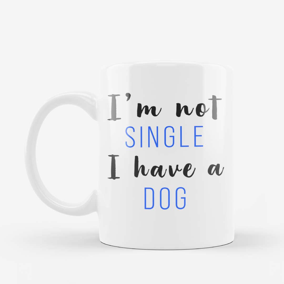 Relationship Dog Mugs