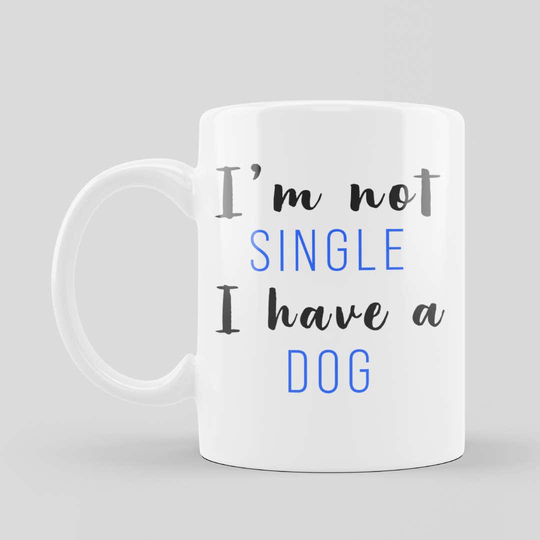 Relationships Dog Mugs