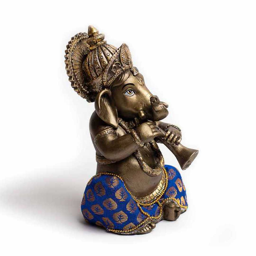 Shehnayi Cute Music Ganesha