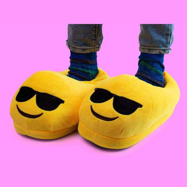 Super Cool Plush Slipper