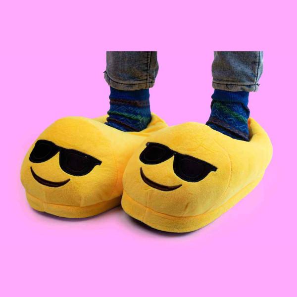Super Cool Plush Slippers