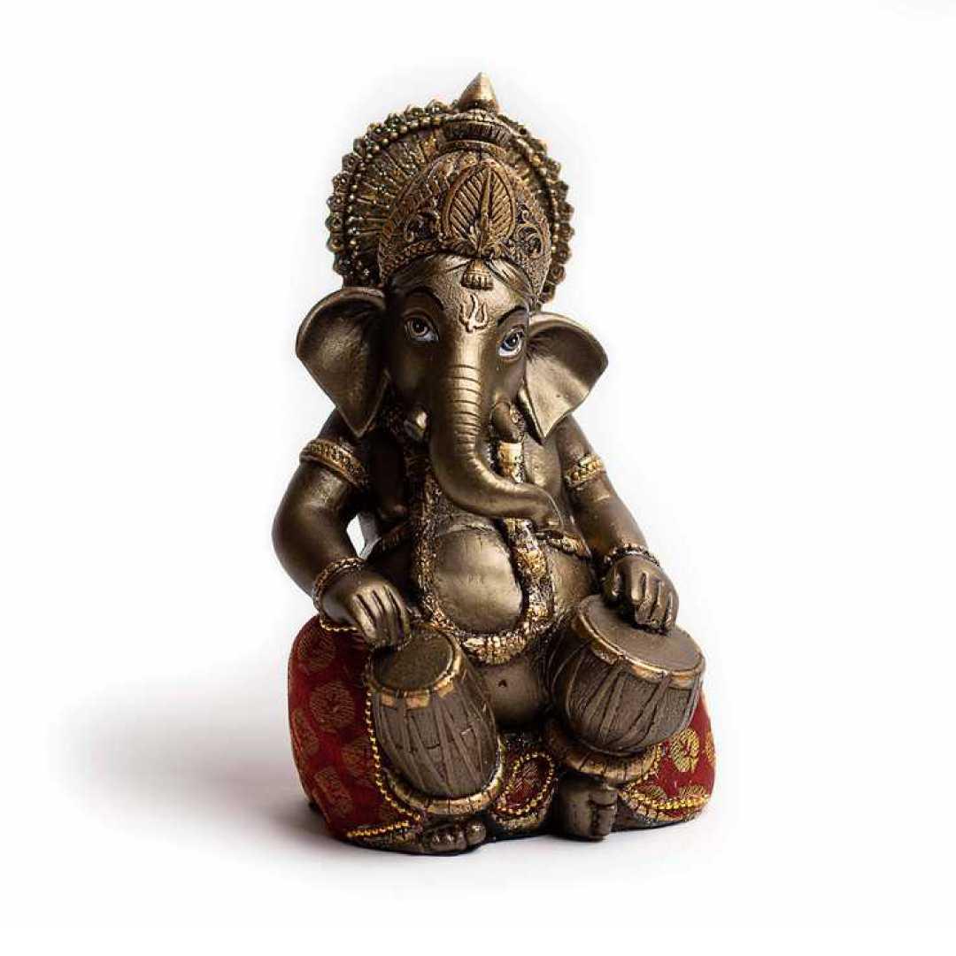 Tabla Cute Music Ganesha