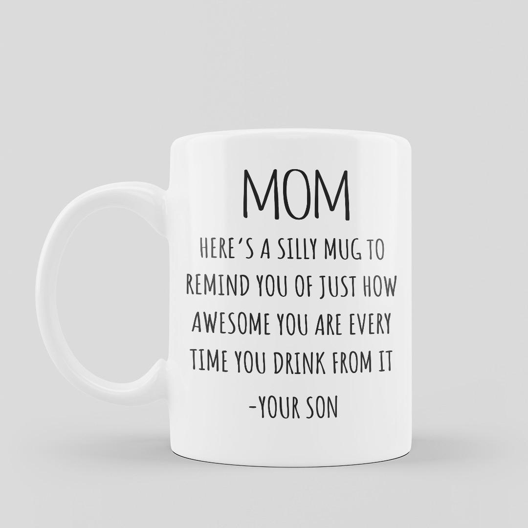 Awesome Mug Mom