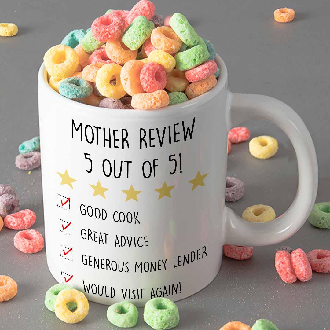 Mother Review Mug