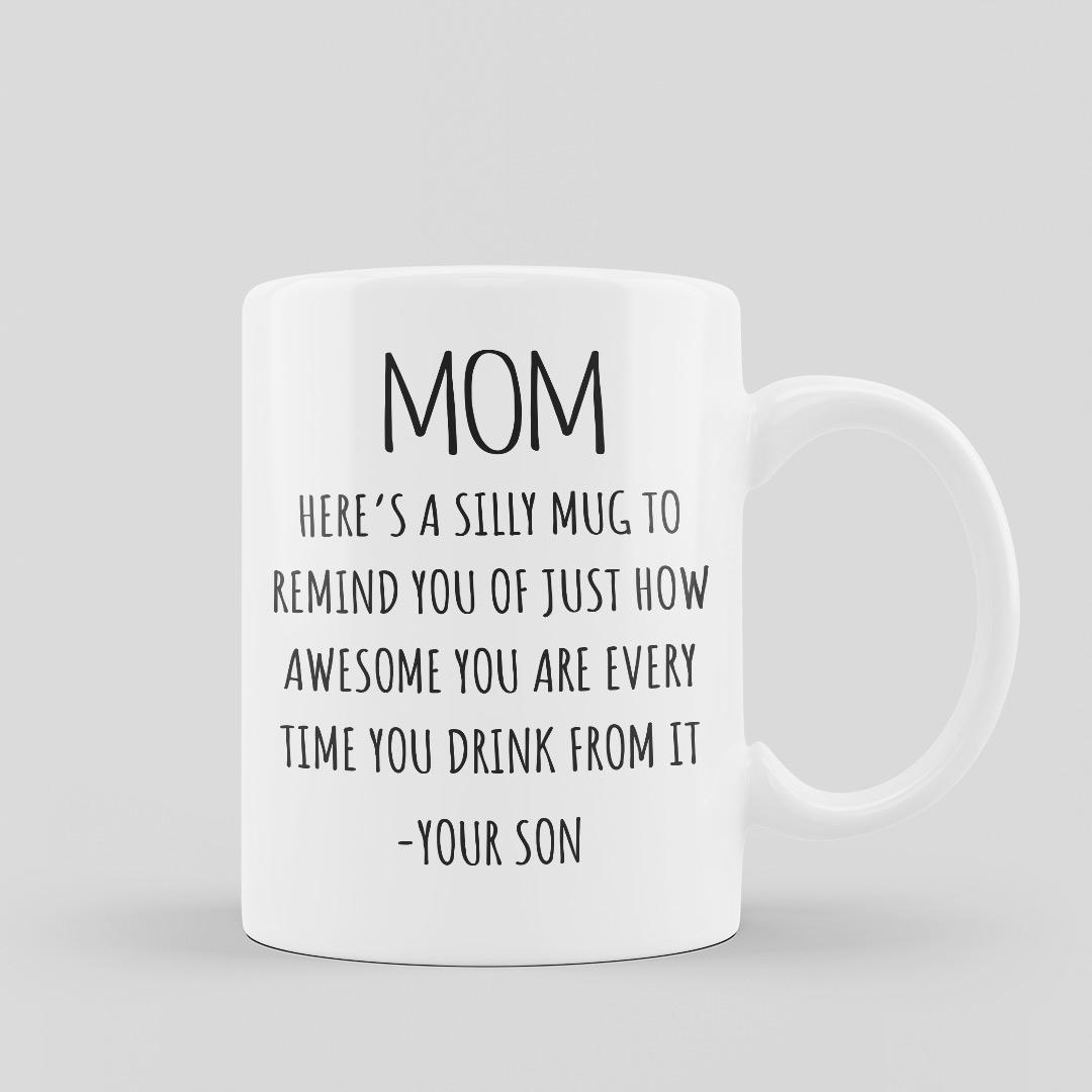 Mug Awesome Mom