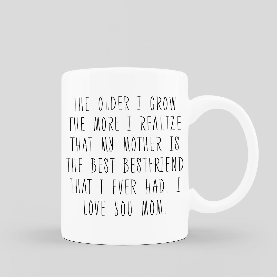 Mug Mother Bestfriend