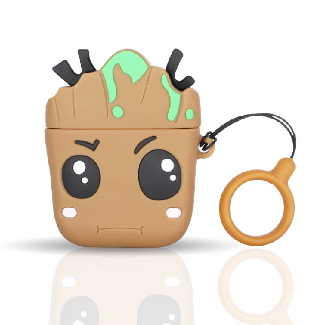 Groot Airpod Case